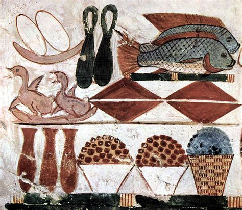 cuisine egyptienne ancient food