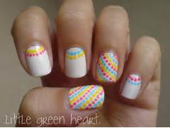 Gallery For > Easy Nail Art For Beginners With Short Nails