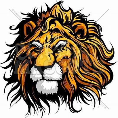 Lion Clipart Vector Mascot Graphic Clip 1269
