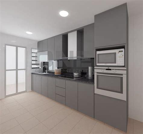 hdb kitchen design hdb kitchen home kitchens interiors 1594