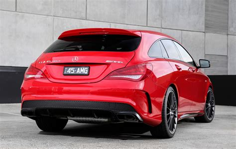 Unfortunately, the car isn't due in the united states as mercedes. MERCEDES BENZ CLA 45 AMG Shooting Brake - 2015, 2016, 2017 - autoevolution