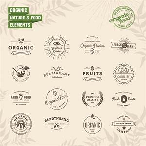 Simple badges and labels elements design vector 03 ...