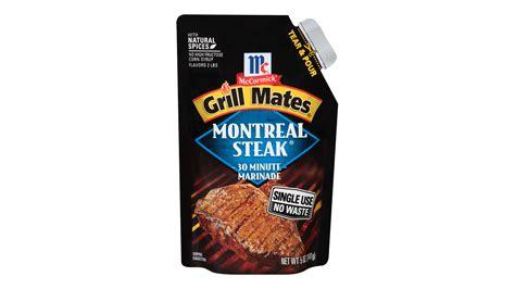 flavors grill mates