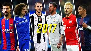 Best Football Defenders Mix 2017 |HD - YouTube