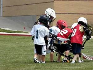 7 yr old Jacob levels kid with lacrosse check June 4 2011 ...