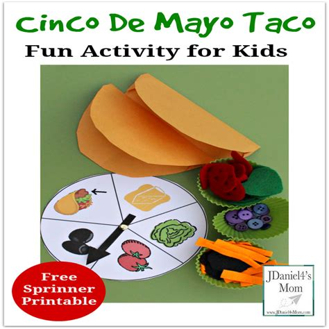 cinco de mayo activities for preschoolers cinco de mayo taco for 457
