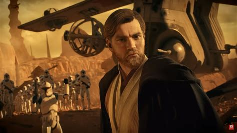 star wars battlefront  welcomes ben kenobi  lots