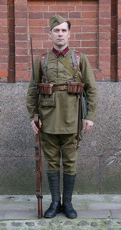 Soviet Red Army Uniforms