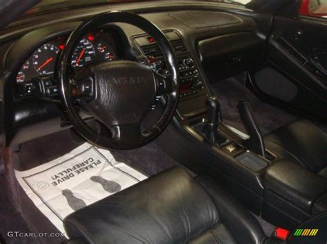 Onyx Interior 1998 Acura Nsx T Photo #48459725
