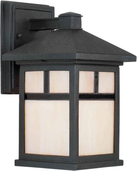 forte lighting 1773 01 04 black craftsman mission