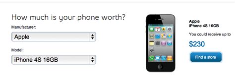 how much is the iphone 4 worth bell trade in iphone in canada blog How M