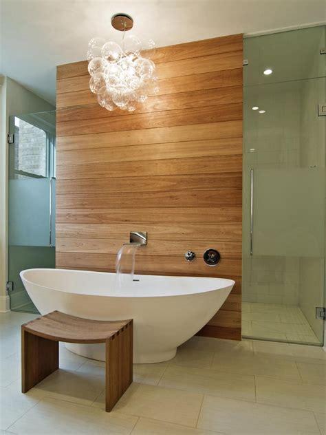 Spa Bathroom Wall by 15 Dreamy Spa Inspired Bathrooms Hgtv Freestanding Tub