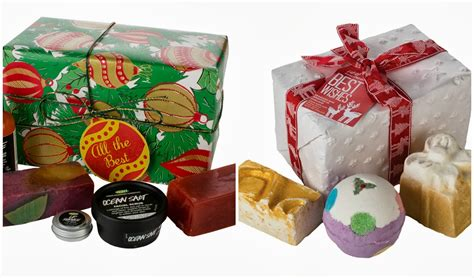 lush christmas gift sets 2013 the sunday girl