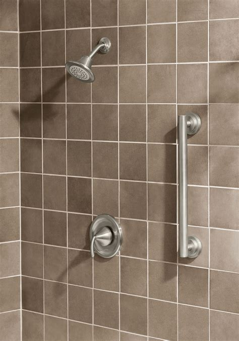 safety meets style    modern designed moen
