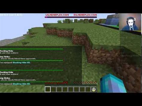 minecraft tutorial  hoe moet je hacken youtube