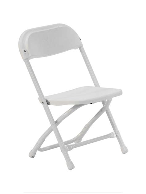 children s white samsonite folding chair chairs
