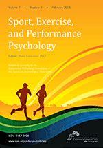sport exercise  performance psychology