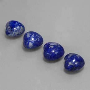 Royal Blue Lapis Lazuli : lapis lazuli 16 6 carat heart from afghanistan natural and untreated gemstones ~ Markanthonyermac.com Haus und Dekorationen