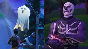 Fortnite Map Is Getting A Halloween Makeover Could Skull