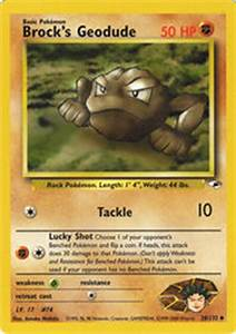 Brock's Geodude (Gym Heroes 38) - Bulbapedia, the ...