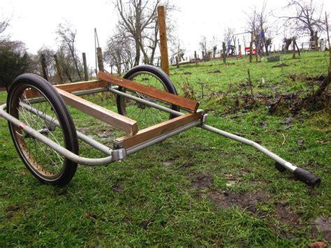 maulschlüssel halterung selber bauen lastenanh 228 nger mit dem fahrrad zur arbeit