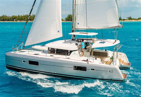 Charter Boat Ownership by 2018 Lagoon 52 Flybridge Charter Ownership Bvi