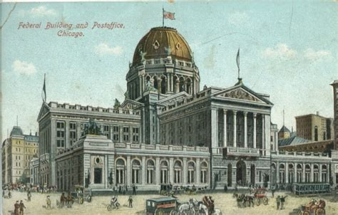 Chicago History In Postcards