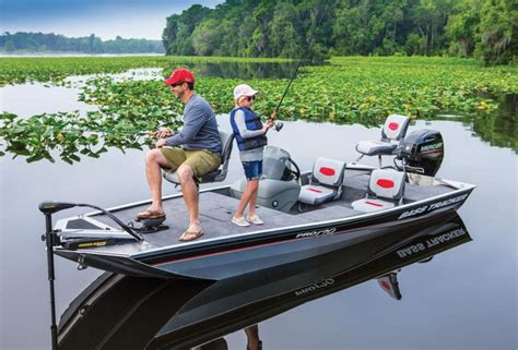 Bass Pro Shop Flats Boat by 2015 Tracker Pro 170 Review Top Speed