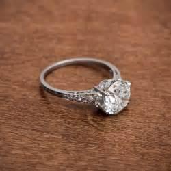 unclaimed diamonds wedding ring vintage engagement rings favorites