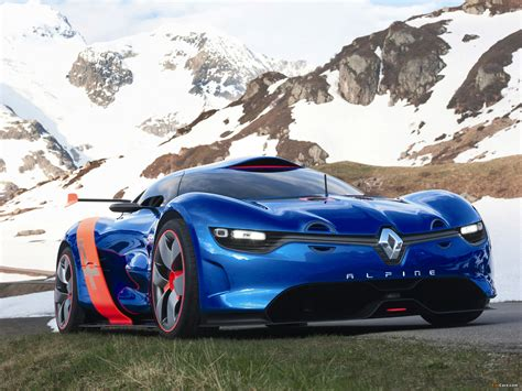 Photos Of Renault Alpine A110 50 Concept 2018 2048x1536