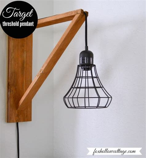 pendant light wall bracket wood pendant light sawdust