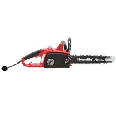homelite    amp electric chainsaw uta