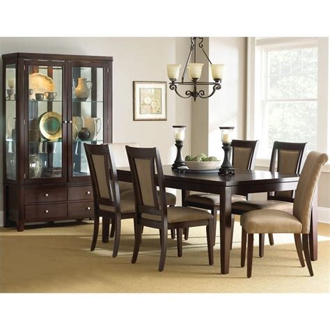 chris madden dining table steve silver company wilson 5 piece dining table set in