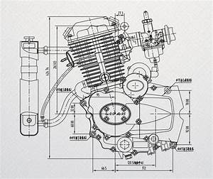 Lifan Engines 250cc Water Cooled Lifan Tricycle Engine