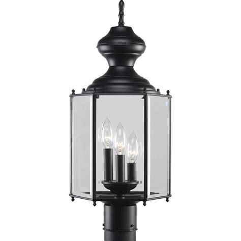 progress lighting p5432 31 brassguard lantern outdoor post
