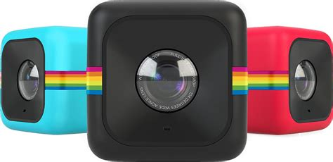 polaroid polc cube lifestyle action camera noveltystreet