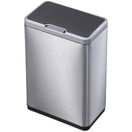 EKO Mirage 13 Gallon Motion Sensor Trash Can - Walmart.com