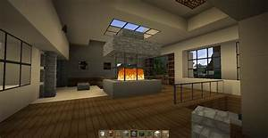 Modern House Interior Design Minecraft - Home Deco Plans