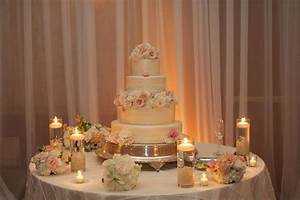 37 creative wedding cake table decorations table With wedding cake table ideas