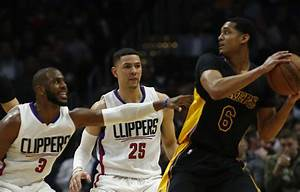 Clippers host Lakers on Tuesday night in first of back-to ...