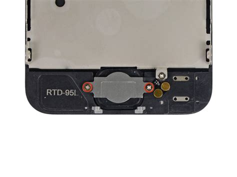 iphone 5c home button not working iphone 5 home button replacement ifixit