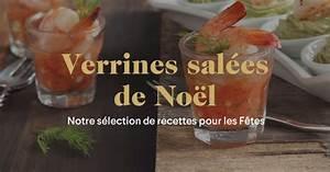 Recettes De Fetes Originales : verrines sal es de no l nos recettes de verrines ~ Melissatoandfro.com Idées de Décoration