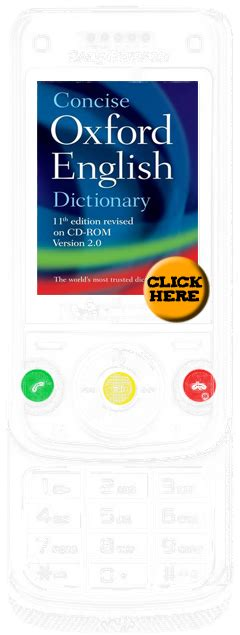 green chalkboard mobile phone english dictionary