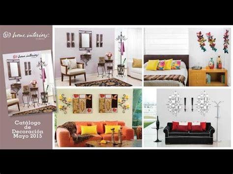 Catálogo De Decoración Mayo 2015 De Home Interiors De