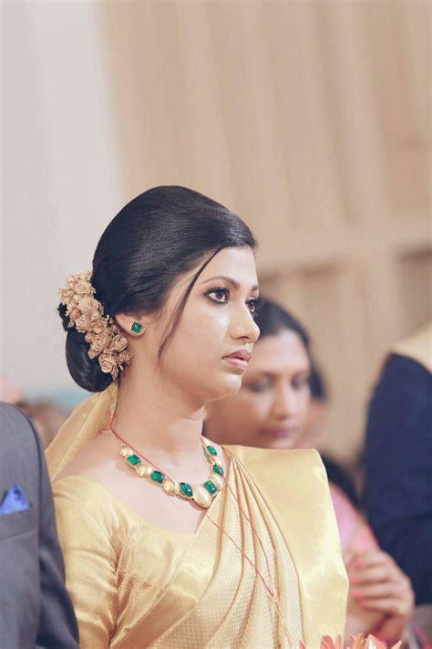 kerala christian bride elegant  beautiful christian