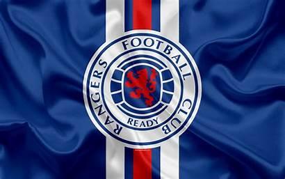 Rangers Fc Football Scottish Club 4k Emblem