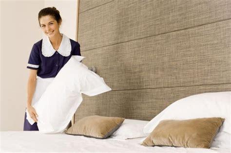 salaire femme de chambre exemple lettre de motivation valet femme de chambre