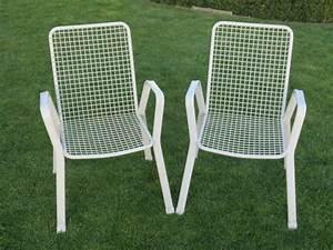 Gartenstühle Metall Holz : 25 beste idee n over gartenstuhl metall op pinterest ~ Michelbontemps.com Haus und Dekorationen