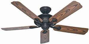Hunter, 52, U0026quot, Mariner, Wet, Rated, New, Bronze, Ceiling, Fan, With, Pull, Chain, -, Walmart, Com