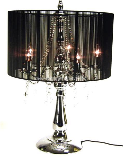 top  black chandelier table lamps  warisan lighting